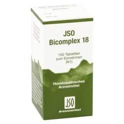 Jso Bicomplex Heilmittel Nr 18 150 Tbl.