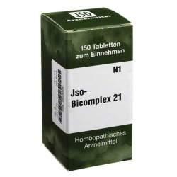 Jso Bicomplex Heilmittel Nr 21 150 Tbl.