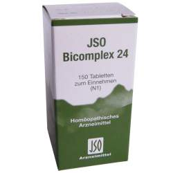 Jso Bicomplex Heilmittel Nr 24 150 Tbl.
