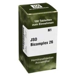 Jso Bicomplex Heilmittel Nr 26 150 Tbl.