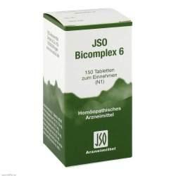 Jso Bicomplex Heilmittel Nr 6 150 Tbl.