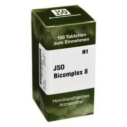 Jso Bicomplex Heilmittel Nr 8 150 Tbl.