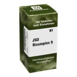 Jso Bicomplex Heilmittel Nr 9 150 Tbl.