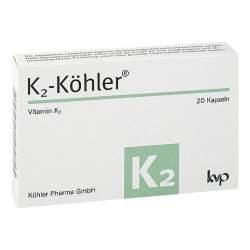 K2-Köhler® 20 Kapseln