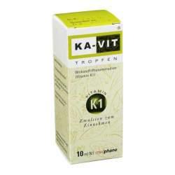 KA-VIT® Tropfen, 20mg/ml Emulsion zum Einnehmen 10ml