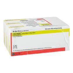 KALINOR® 1,56 g Kalium/2,5 g Citrat 90 Brausetabletten