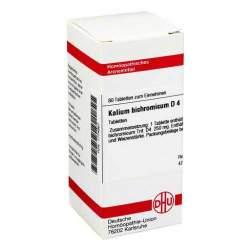 Kalium bichromicum D4 DHU 80 Tbl.