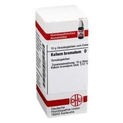Kalium bromatum D12 DHU 10g Glob.