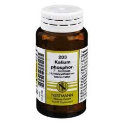 Kalium phosphor. F Komplex Nr. 203 120 Tbl.