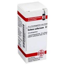 Kalium sulfuricum D6 DHU Glob. 10g