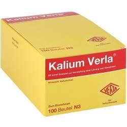 Kalium Verla® 100 Btl.