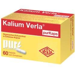 Kalium Verla® purKaps, 60 Kapseln