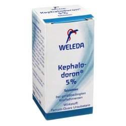 Kephalodoron® 5% 100 Tbl.