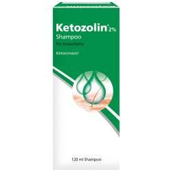 Ketozolin® 2% Shampoo 120 ml