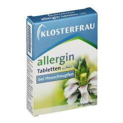 Klosterfrau Allergin 50 Tbl.