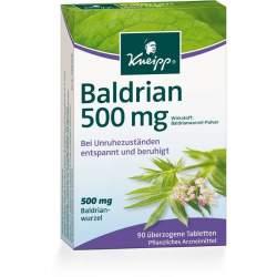 KNEIPP Baldrian 500 90 St.