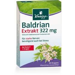 KNEIPP Baldrian Extrakt extra stark 40 St.