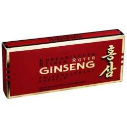 Koreanischer Reiner Roter Ginseng Pulverextrakt 90 St.