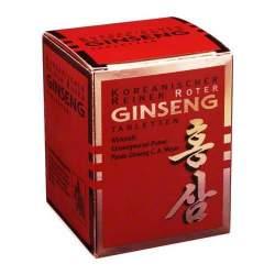 Koreanischer Reiner Roter Ginseng Wurzelpulv 300mg 200 St.