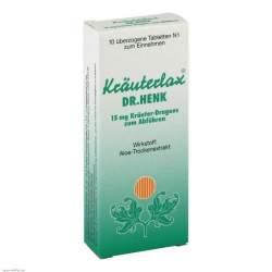Kräuterlax® Kräuter-Dragées zum Abführen 10 Drg.