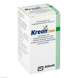 Kreon® 25000 50 Kaps.