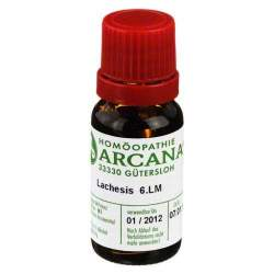 Lachesis Arcana LM 6 Dilution 10ml