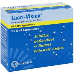 Lacri-Vision® 3x10ml Augentropf.