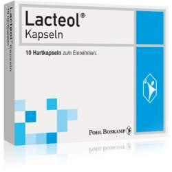 Lacteol® Kapseln, 340 mg 10 Hartkaps.