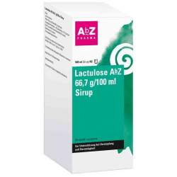 Lactulose AbZ 66,7g/100ml 500ml Sirup