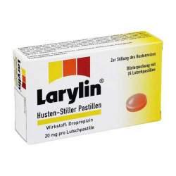 Larylin Husten-Stiller 24 Lutschpast.