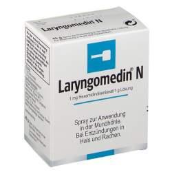 Laryngomedin® N 45 g Sprühlsg.