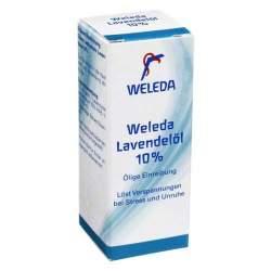 Lavendelöl 10% Weleda 20ml