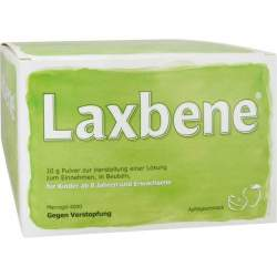 Laxbene® 10 g Pulver zur Herst. e. Lösung z. Einn. 50 Beutel