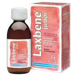 Laxbene junior 500 mg/ml Lösung z. Einnehmen 200 ml