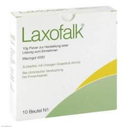 Laxofalk® 10 g Pulver 10 Btl.