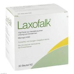 Laxofalk® 10 g Pulver 30 Btl.