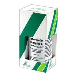 Leber Galle Komlex L Ho Fu Complex Tropf. 50 ml