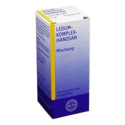 Ledum Komplex Hanosan flüssig 50 ml