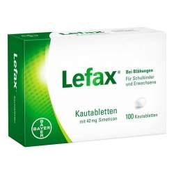 Lefax® 100 Kautbl.