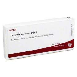 Lens Viscum comp. Inject Wala 10x1ml Amp.