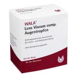 Lens Viscum comp. Wala AT 30x0,5ml ED