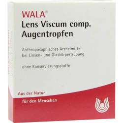 Lens Viscum comp. Wala AT 5x0,5ml ED