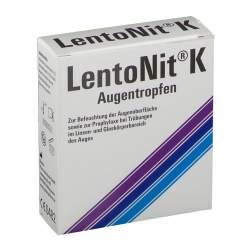 Lento Nit® K Augentropfen 3x10ml
