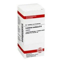 Leonurus cardiaca D6 DHU 80 Tbl.