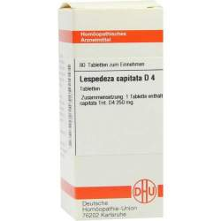 Lespedeza capitata D4 DHU 80 Tbl.