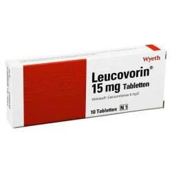 Leucovorin® 15mg 10 Tbl.