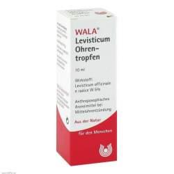 Levisticum Wala Ohrentropfen 10ml