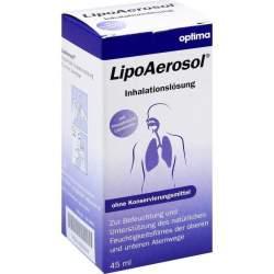 LipoAerosol® Inhalationslösung 45ml