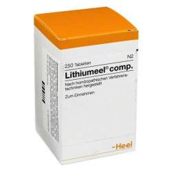 Lithiumeel® comp. 250 Tbl.