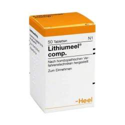 Lithiumeel® comp. 50 Tbl.